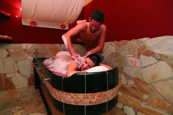Hamam-Zeremonie Teilkörper-Massage