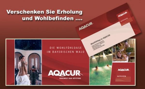 Eintrittskarte Badewelt Erwachsener Tag (AQACUR komplett)