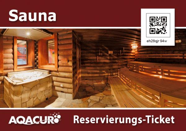 Tagesgültige Eintrittskarte Sauna